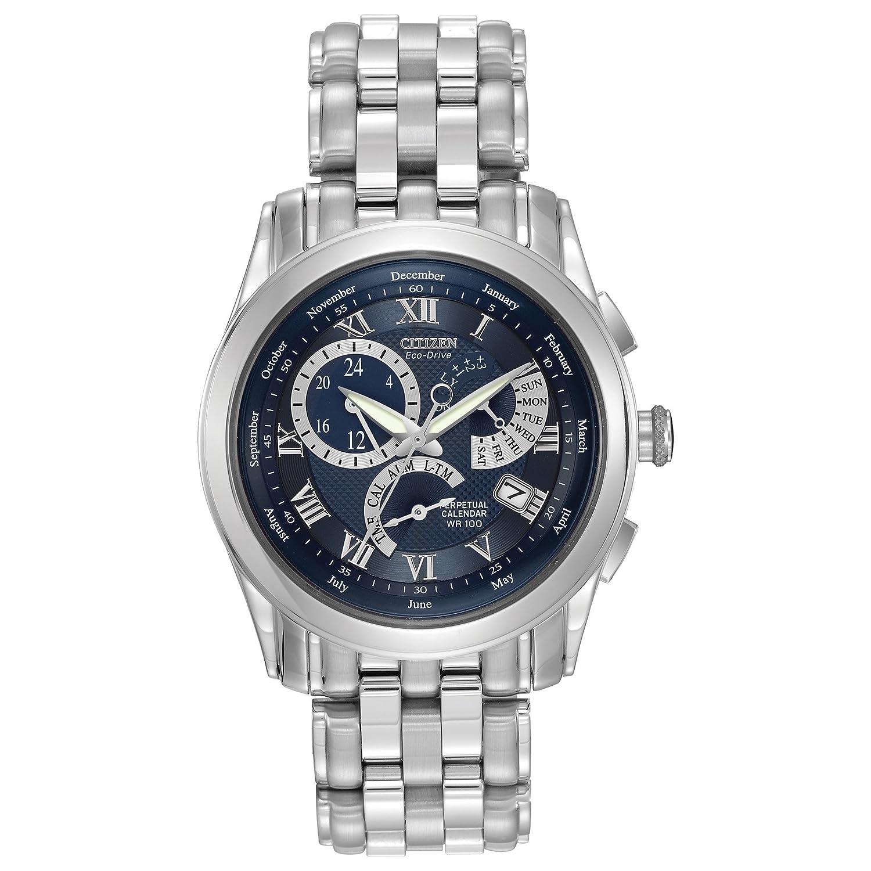 Amazon.com: Citizen Men's BL8000-54L Eco-Drive Calibre 8700 Stainless Steel  Bracelet Watch: Citizen Eco Drive: Watches