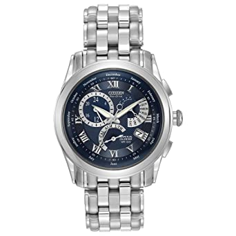 Amazon.com: Citizen BL8000 – 54L Eco-Drive Calibre 8700 del ...