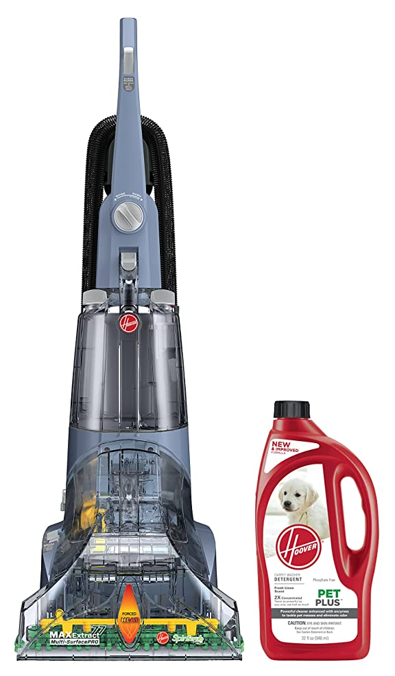 Hoover Max Extract 77 Multi-Surface Pro Hardwood Floor and Carpet Cleaner