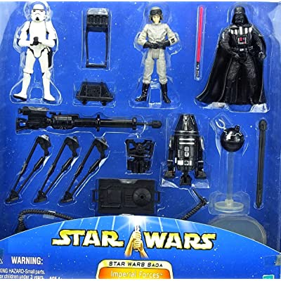 Star Wars Saga Imperial Forces: Toys & Games