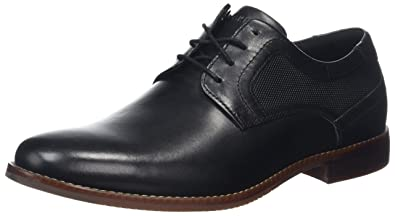 Rockport Style Purpose Perf Plain Toe, Derby Homme