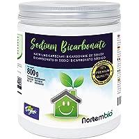 NortemBio Bicarbonato de Sodio 800g, Insumo Ecológico