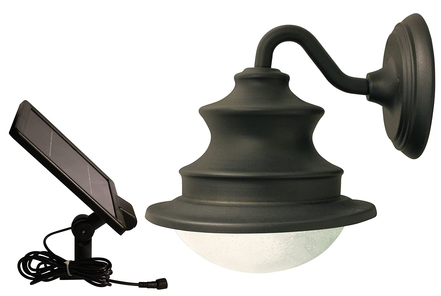 Gooseneck Solar Light