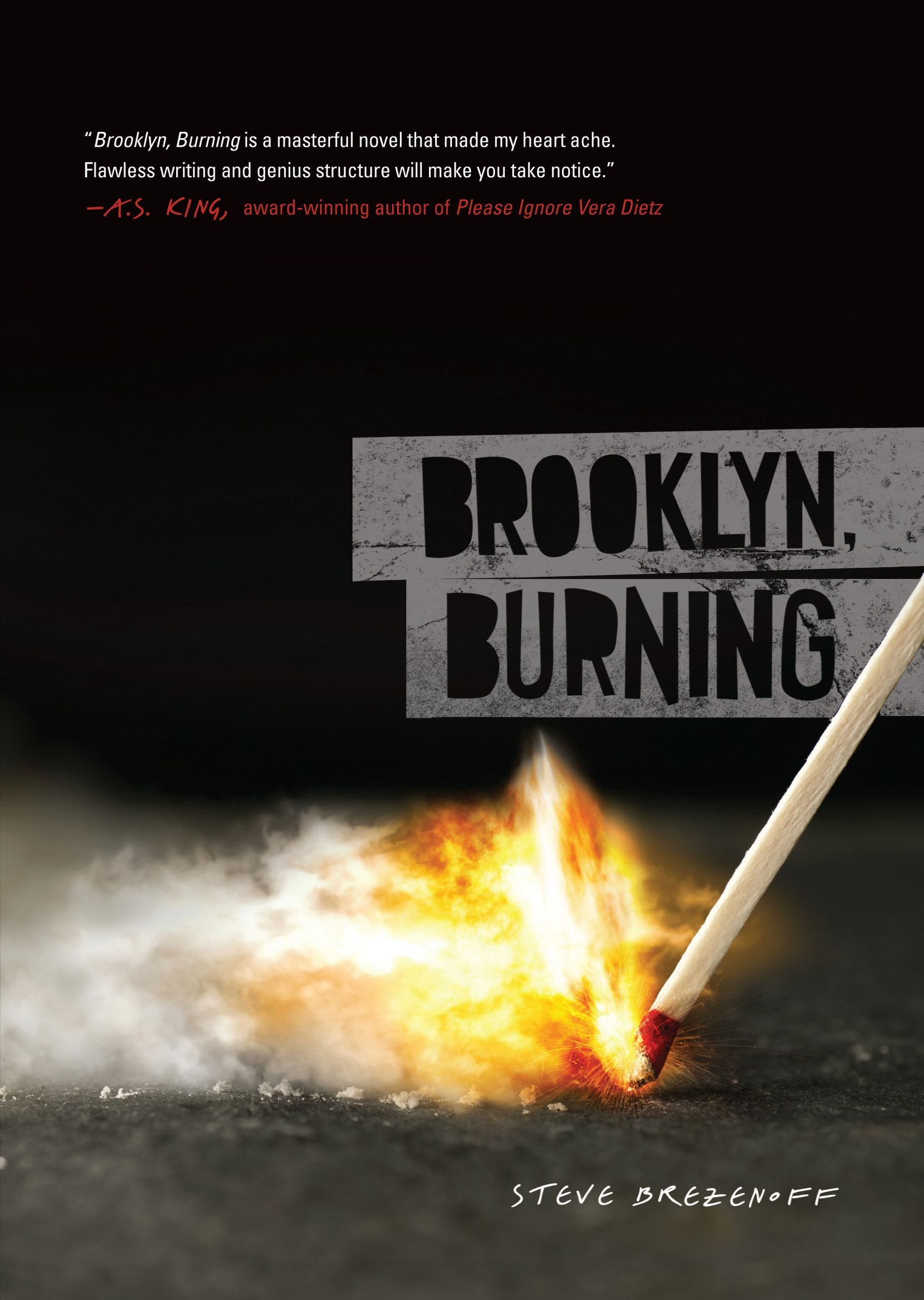 Read Online Brooklyn, Burning pdf epub