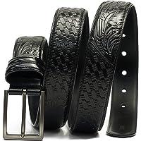 Kingman Mens Belt - Formal Belts for Men - Dress Belt