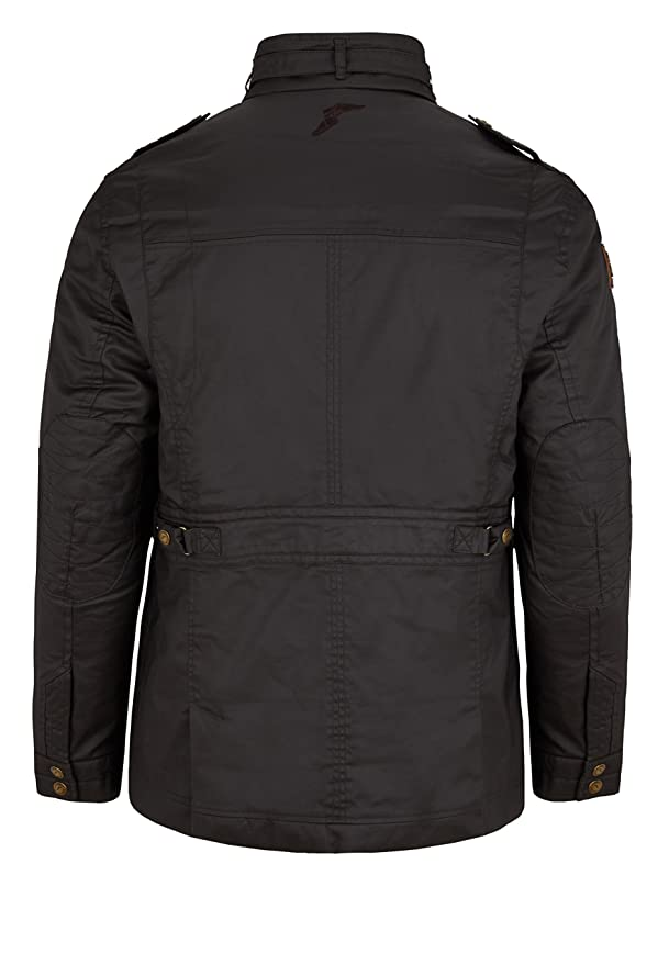 Goodyear Jacke FRANKLIN Winterjacket - brown NEU S-XXL Größe M: Amazon.de:  Bekleidung