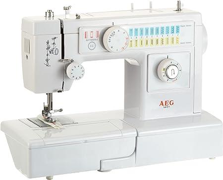 AEG NM 811 máquina de Coser: Amazon.es: Hogar