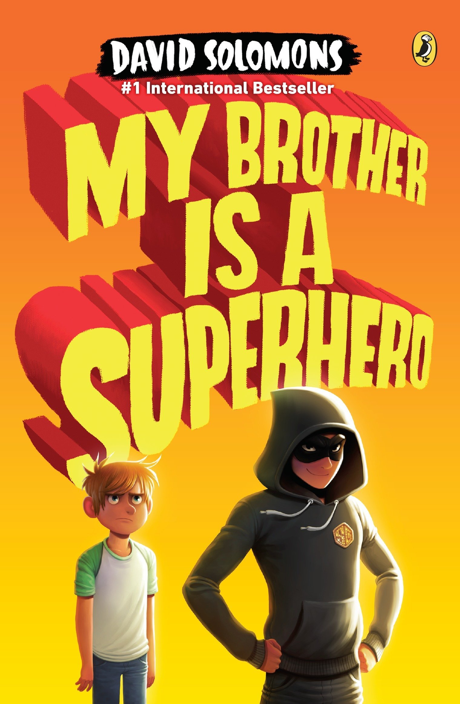 My Brother Is a Superhero ebook