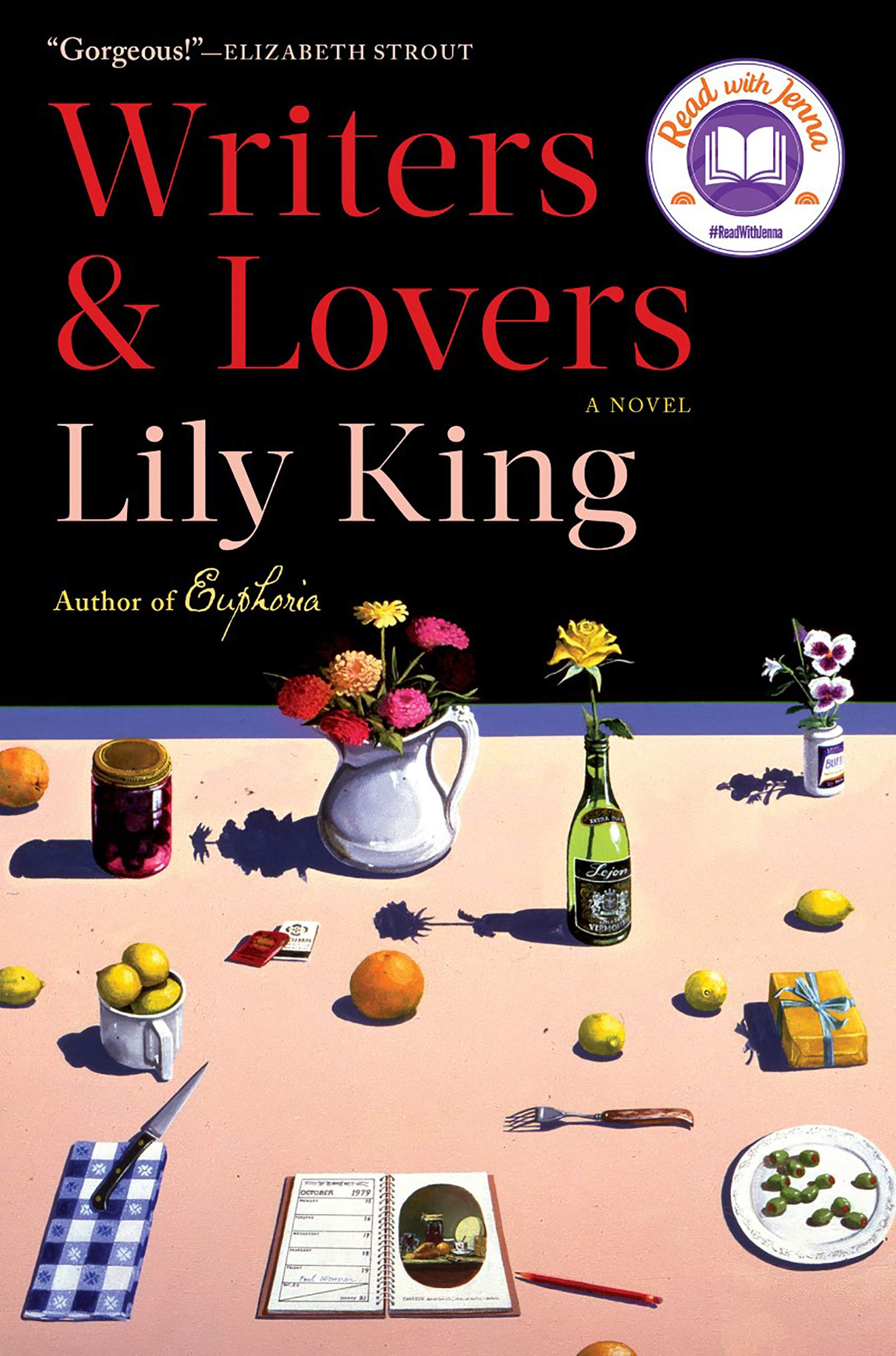 Writers & Lovers: A Novel: King, Lily: 9780802148537: Amazon.com ...