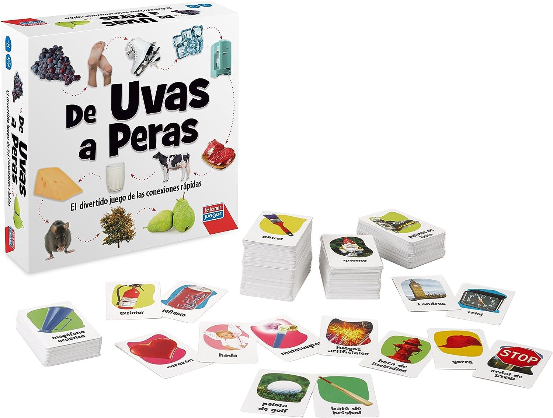 Falomir Uvas A Peras, Juego de Mesa, Family & Friends (28422): Amazon.es: Juguetes y juegos
