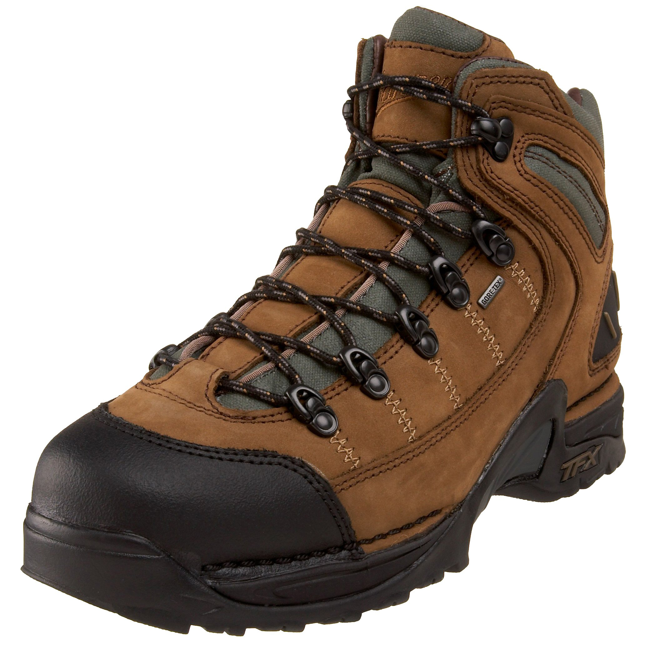 Danner Men's 453 Dark Tan Gore-Tex (GTX) Outdoor Boot 10.5 D(M) US