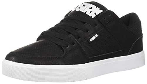 Osiris Men's Protocol Skate Shoe Black/White