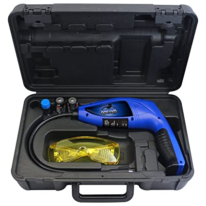 Amazon.com: MASTERCOOL 56200 Blue Raptor Refrigerant Leak Detector (with Uv Light): Automotive