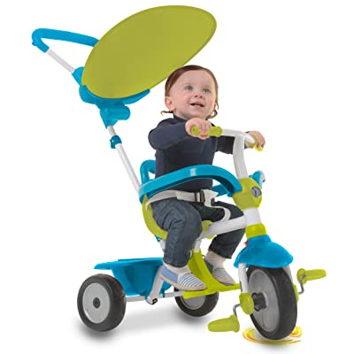smarTrike Zip Baby Tricycle, Blue: Toys & Games