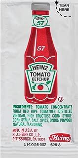 product image for Heinz LR/D KETCHUP HEINZ SINGLE SERVE 1000 CASE 11 GRAM, 11-grams (Pack of1000)