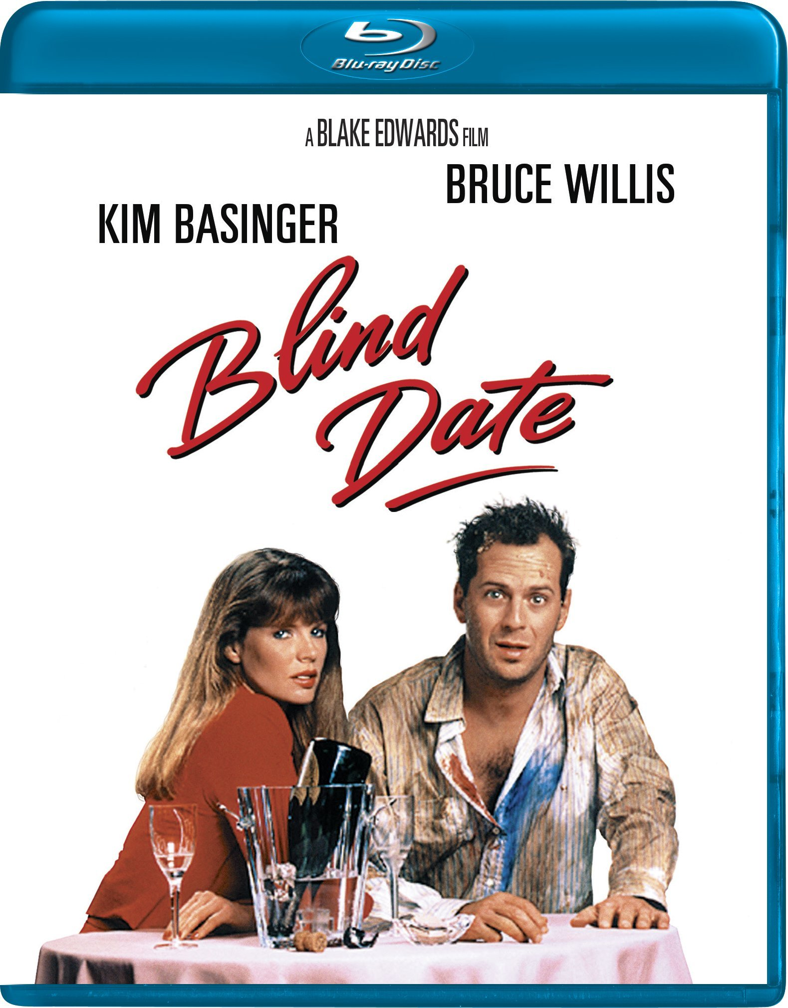Blu-ray : Blind Date (Blu-ray)