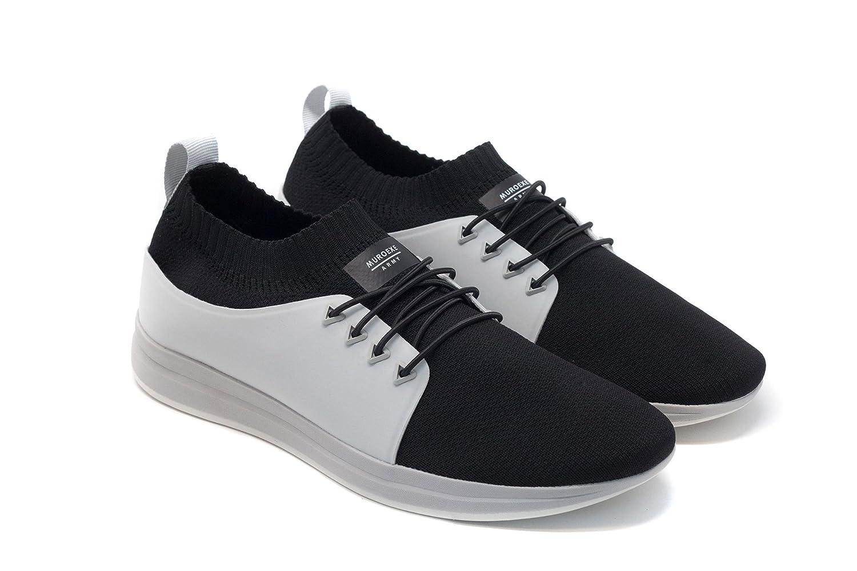 Muroexe Army Unite Zapatos de Hombre - 41, BLANCO: Amazon.es: Zapatos y complementos