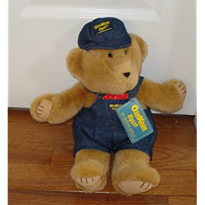 Oshkosh B'gosh Teddy Bear Plush - 14 Inches: Toys & Games