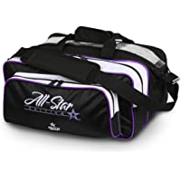 Roto-Grip 2 Ball Carry All - Bolso Bandolera, Color Morado