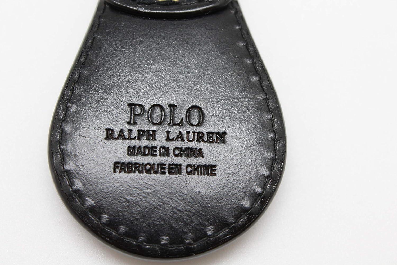 Ralph Lauren chaqueta de piel de vacuno en forma de estribo ...