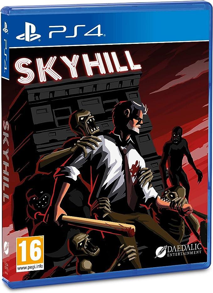 SKYHILL (PS4 Français): Amazon.es: Videojuegos
