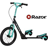 Razor Razor DeltaWing Ride On DeltaWing Scooter, Mint Green/Black