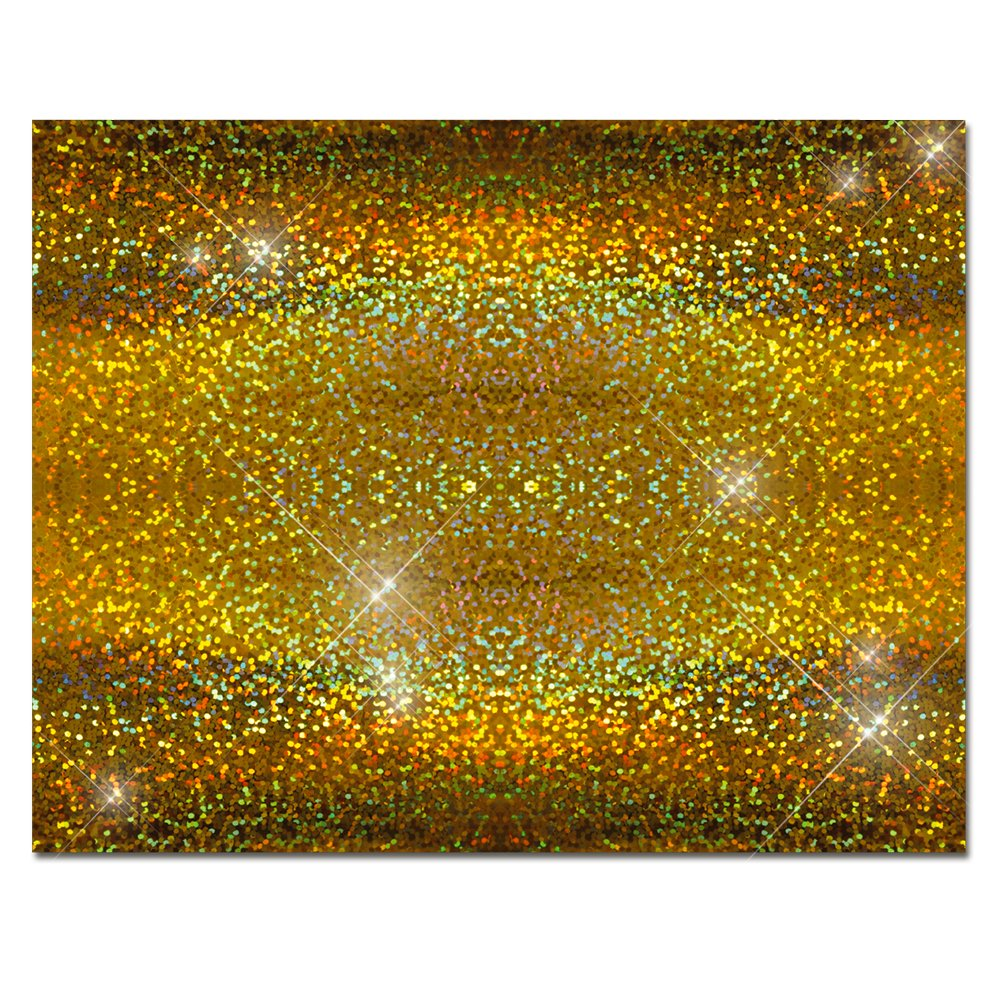 ArtSkills Holographic Poster Board, 22 x 28 Inches, Gold, 15-Pack (PA-2205)