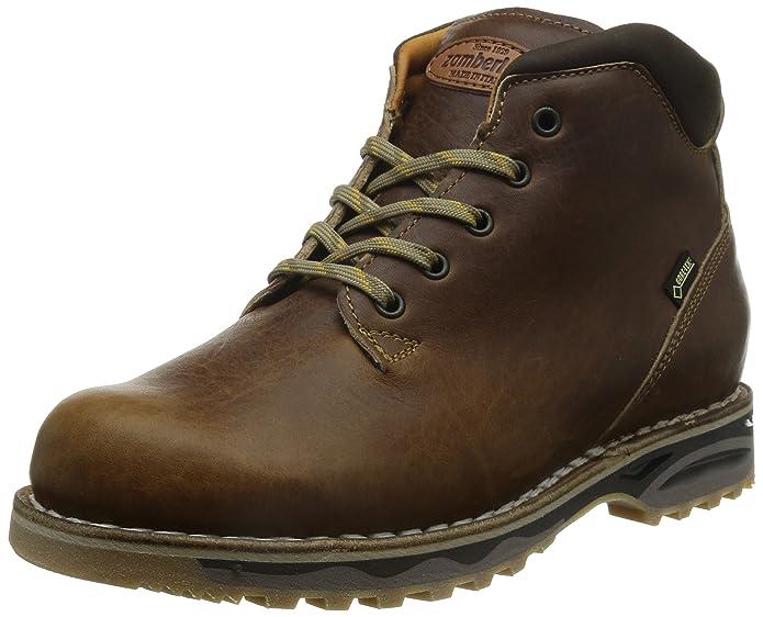 29946820069 Zamberlan Pejo NW GTX Waterproof Hiking Boots, Mustard, 8D: Amazon ...