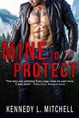 Mine to Protect: A Serial Killer Romantic Suspense Kindle Edition