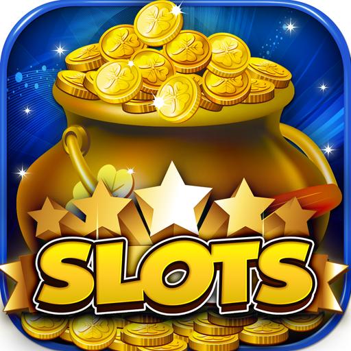 Lotsaloot 5 Reels Progressive Online Luck Iest Mobile Video Slots Vegas Pot Of Gold Machine For Casino Fun