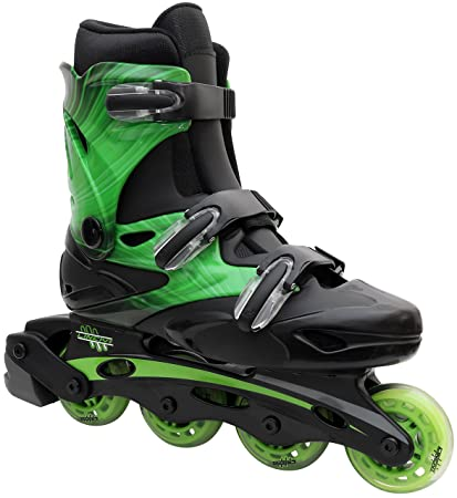 Amazon.com   Linear Roller Blades - Inline Skates for Women 258071ca69