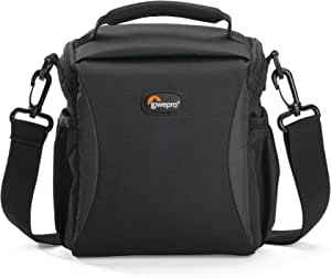Lowepro Format 140 - Bandolera Multi-Device, Color Negro: Amazon ...