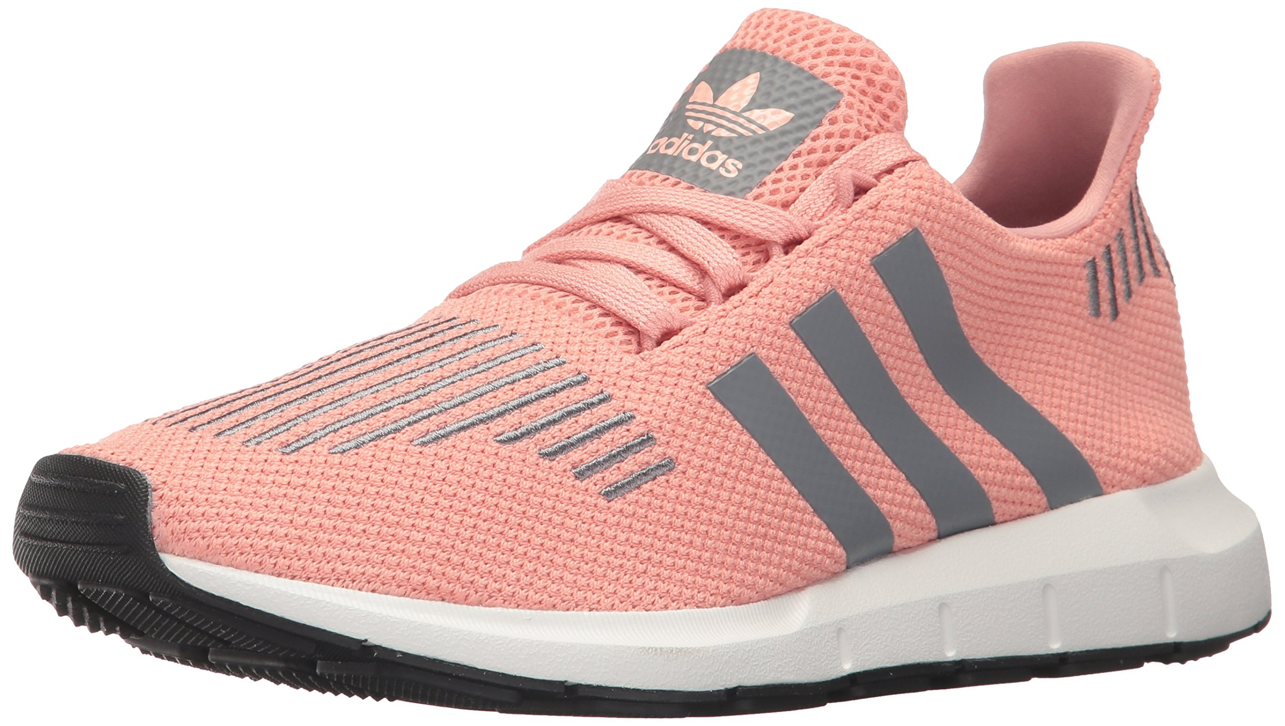 adidas Originals Women's Swift W Running-Shoes,Trace Pink/Grey Three/Crystal White,9 Medium US