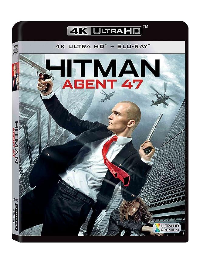 Hitman Agent 47 4k Uhd Hd Amazon In Rupert Friend Hannah