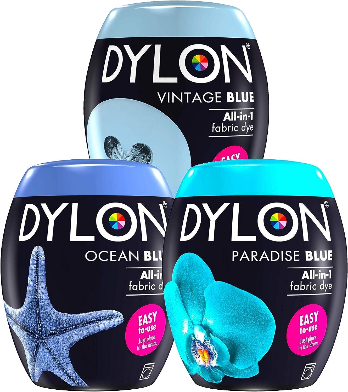 Dylon Tinte para tela a máquina, 350 g, varios colores ...