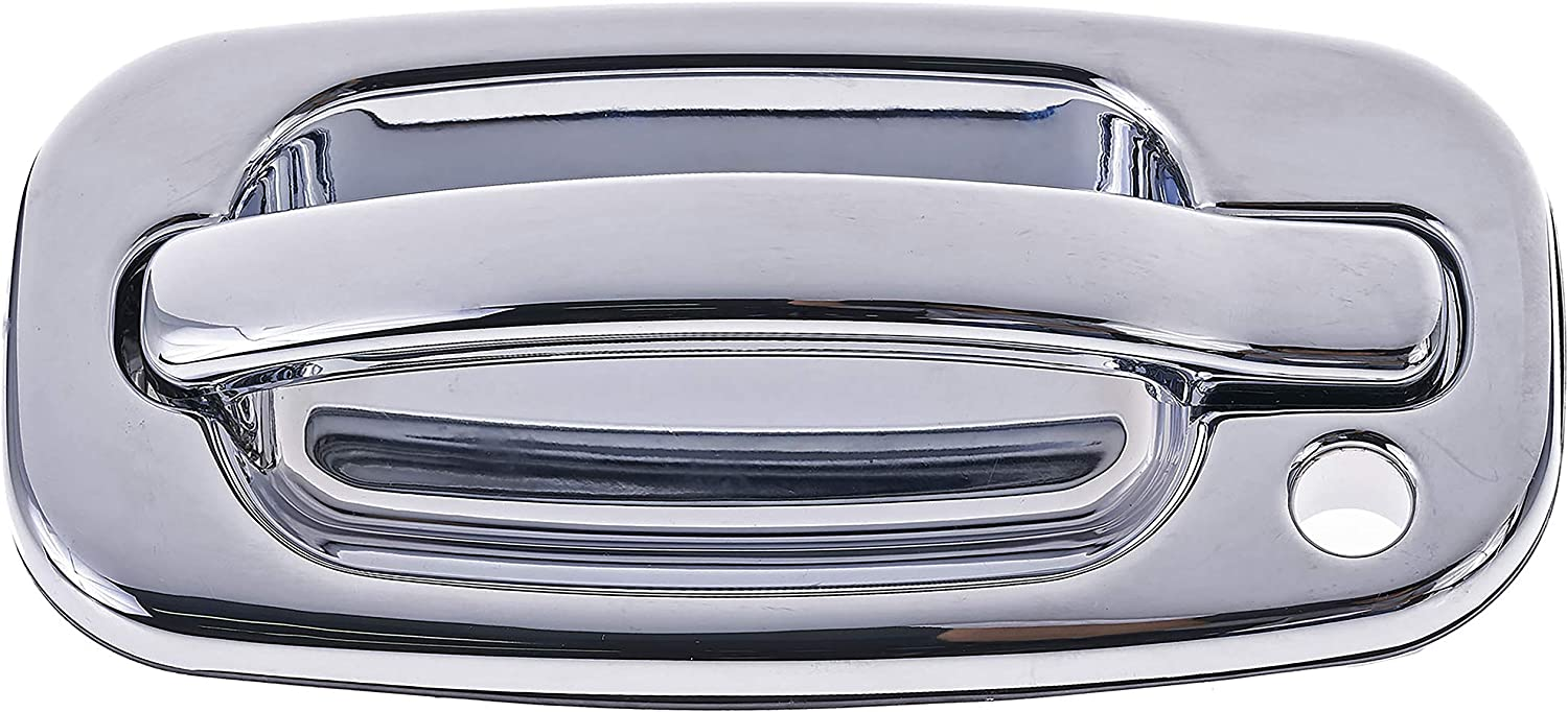 Dorman 91130 Chevrolet//GMC Front Driver Side Chrome Exterior Replacement Door Handle