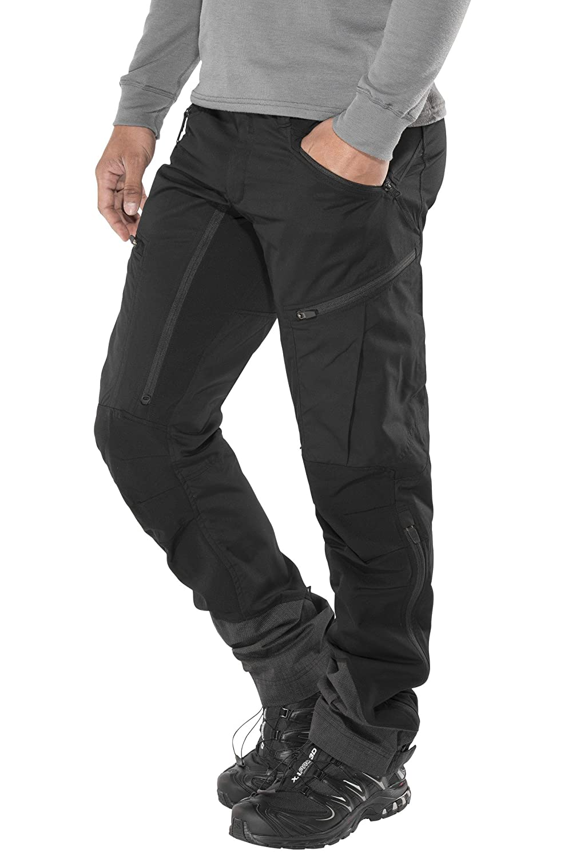 Lundhags Makke Long Pant - schwarz