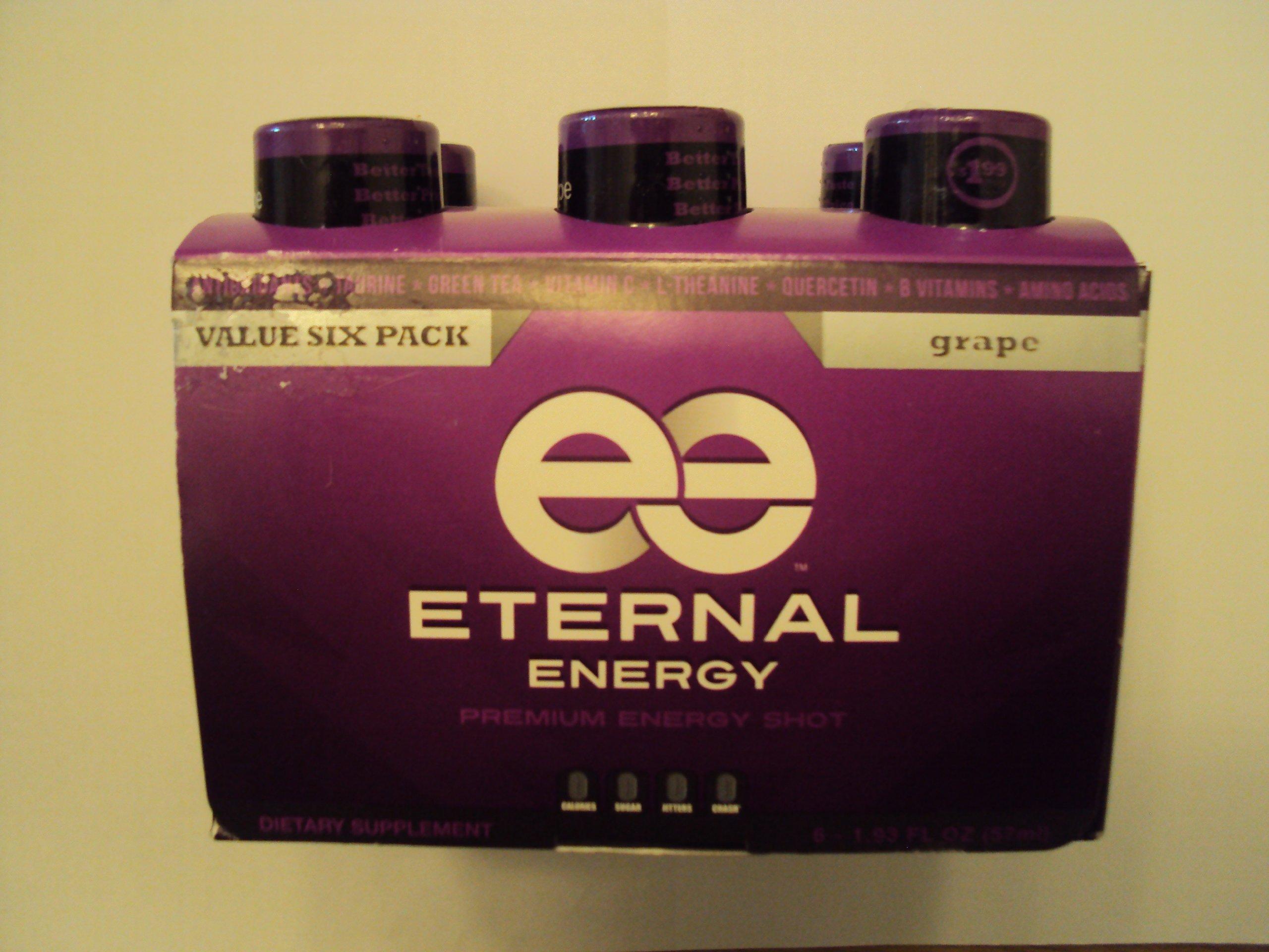 Amazon.com : Eternal Energy 10 Hour Timed Release Energy