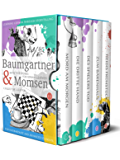 Learning German through Storytelling: Baumgartner & Momsen  Detective Stories for German Learners, Collector's Edition 1-5 (German Edition)
