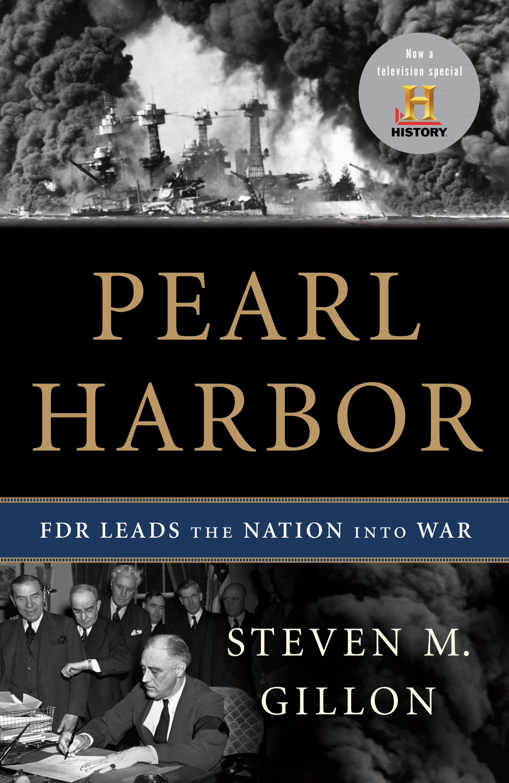 Pearl Harbor: FDR Leads the Nation to War (Thorndike Press Large Print Nonfiction) pdf