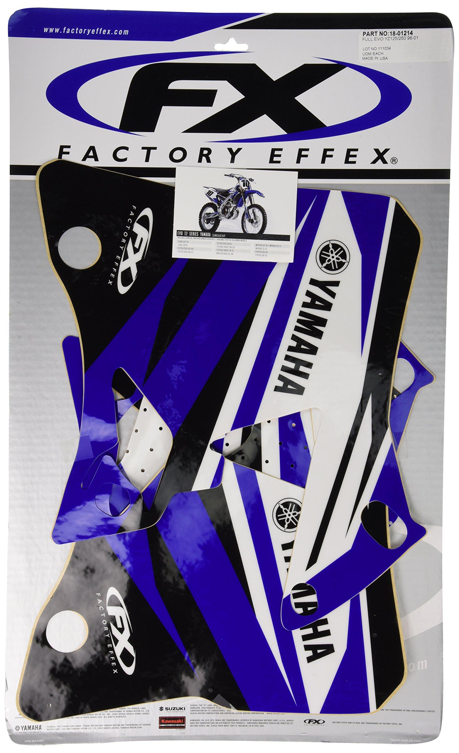 Factory Effex 17-50210 Standard Trim Decal Kit