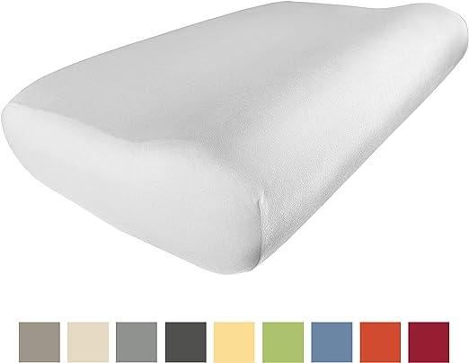IKEA Len oreiller pour lit bébé blanc 35x55 cm Babykissen Enfants Oreiller