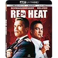 Red Heat [Blu-ray]