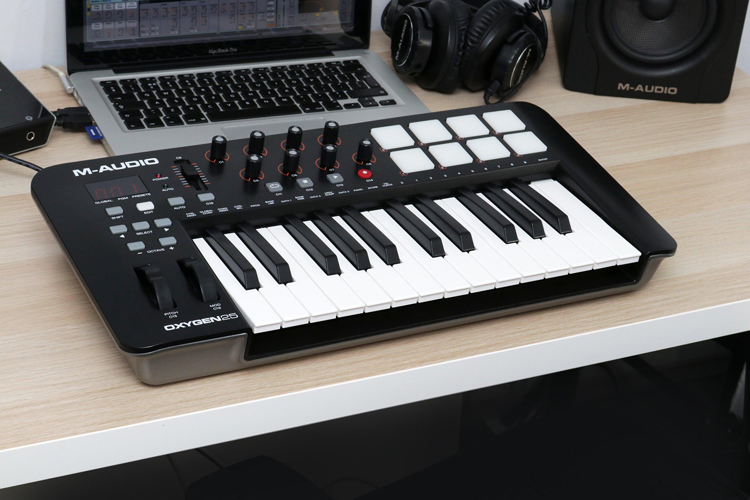 Best Velocity Sensitivity MIDI Keyboard