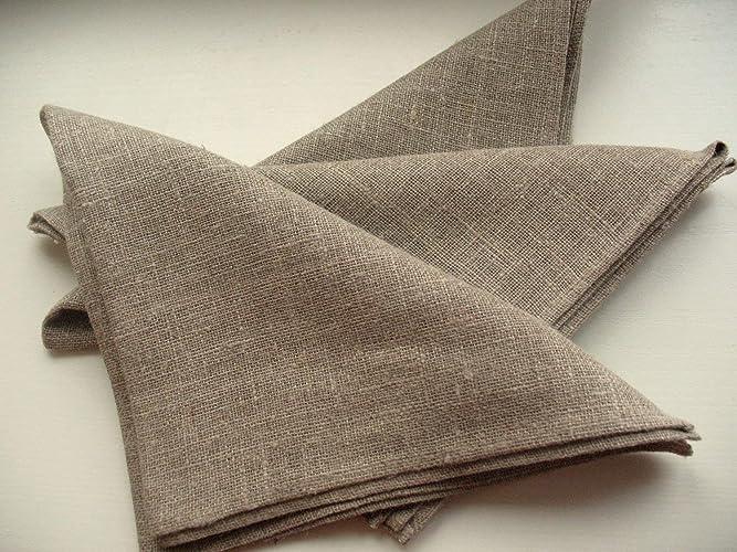 Amazon.com: Linen Napkins Cloth Napkins Wedding Napkins Napkin