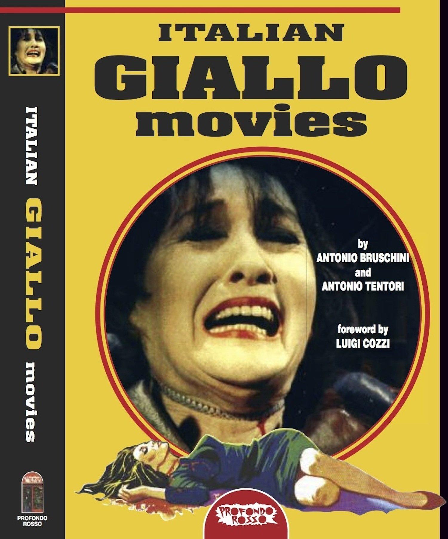 Italian Giallo Movies  English Edition