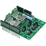 MegaMoto Plus H-bridge for Arduino