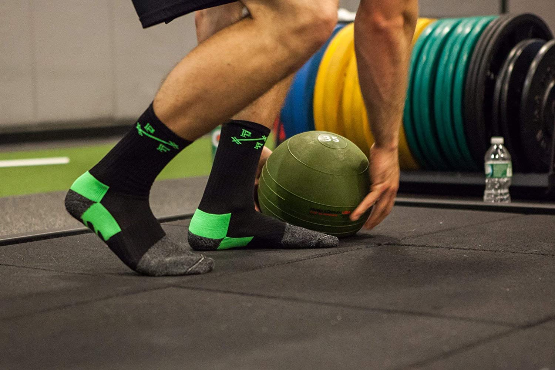 Pedestal Calzado, Calcetines de Entrenamiento, Ideal para Gimnasio ...