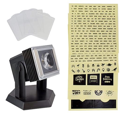 T3 K DIY Proyector Luz, Multi: Amazon.es: Iluminación