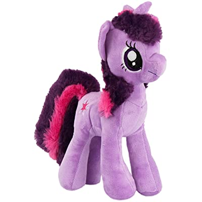 "'Filly My Little Pony Peluche Twilight Sparkle "": Juguetes y juegos"